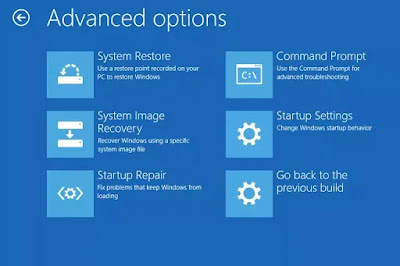 Windows 0x00007b  إصلاح تثبيت ويندوز