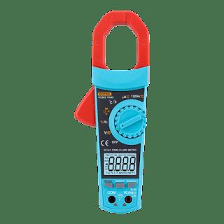 Tang Ampere Meter Merek Zotek VC903