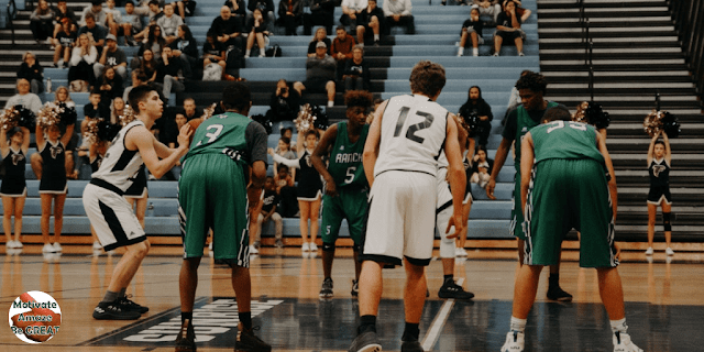 """Featured in the article: """"How To Motivate Youth Basketball Players"""". Build from Positivity. Positive moment free throw technique"""