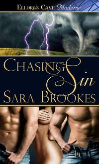 Chasing Sin by Sara Brookes