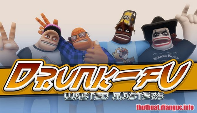 Download Game Drunk-Fu: Wasted Masters Full Cr@ck