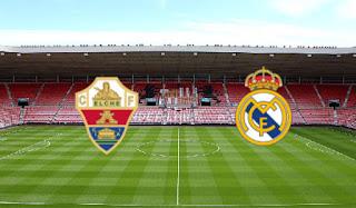 نتيجة مباراة ريال مدريد وألتشي أمس الأربعاء 12/30 في الدوري الإسباني