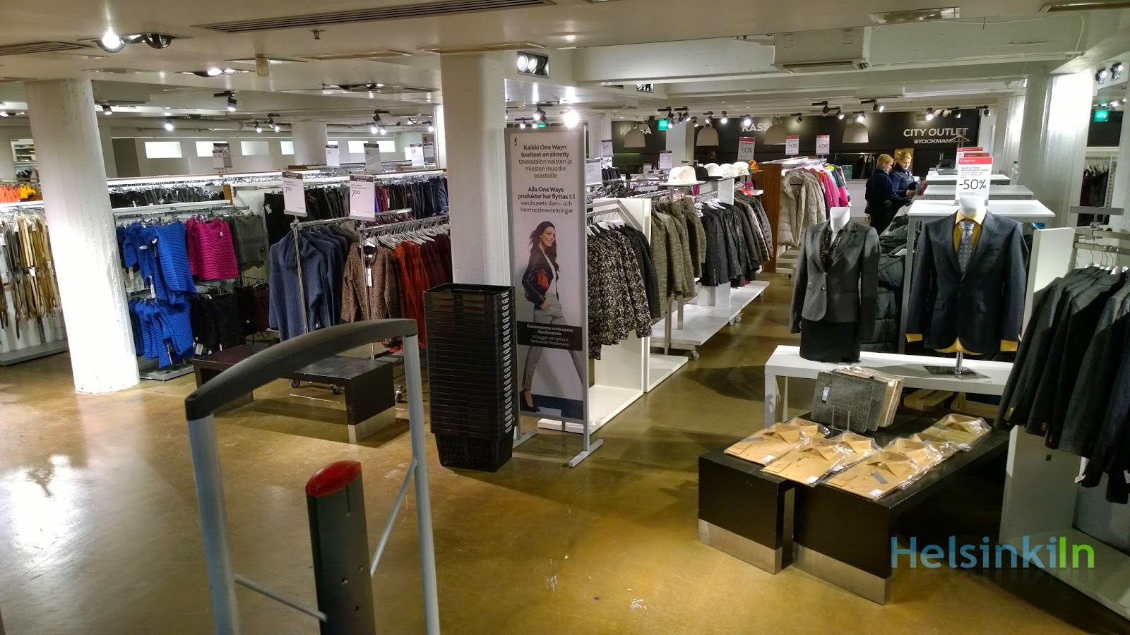 Hidden Stockmann Outlet