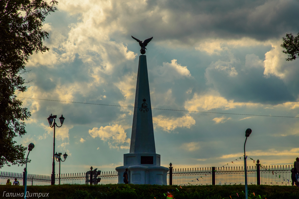 памятник Смоленск
