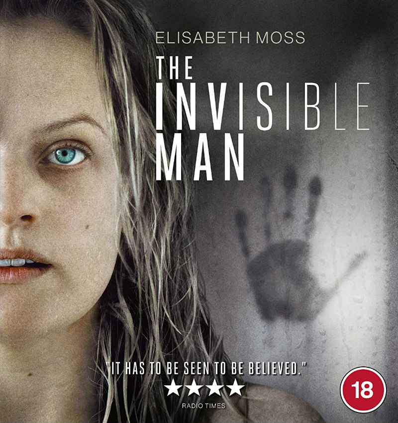 the invisible man uk bluray