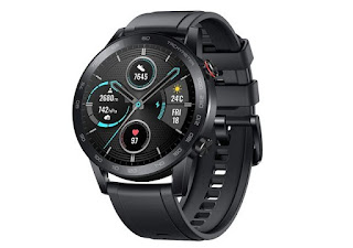 HONOR Magic Watch 2 (46mm, Charcoal Black) The Best Smart Watches