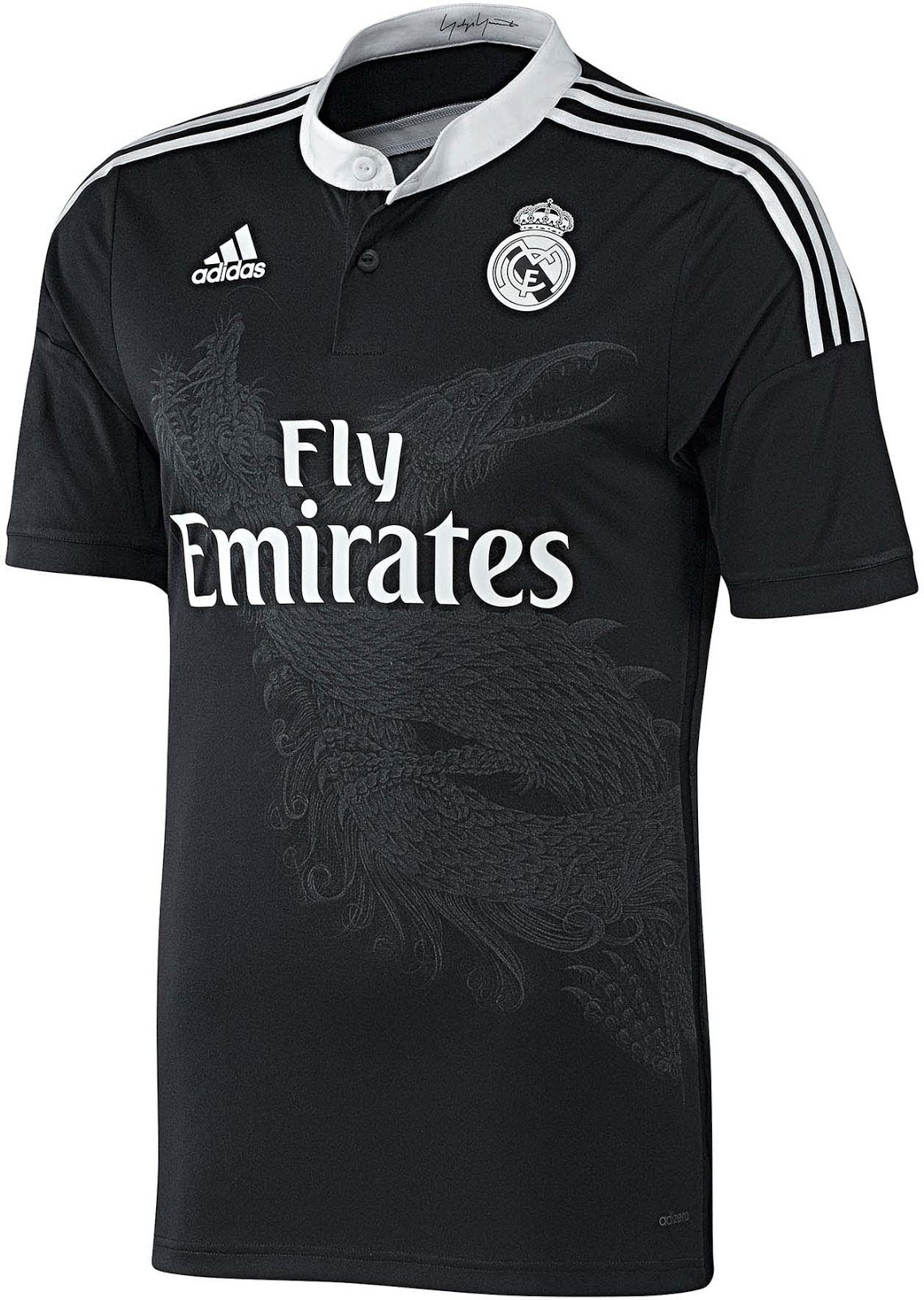 Jersey Naga Real Madrid 2014