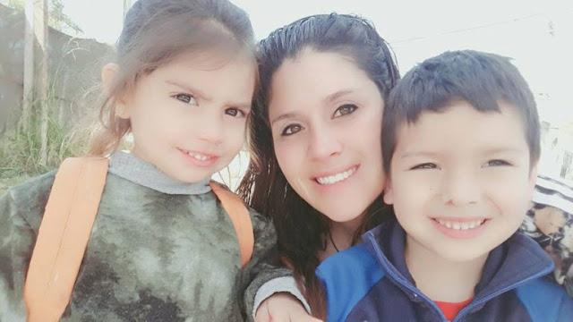 mujer policia mato a sus hijos