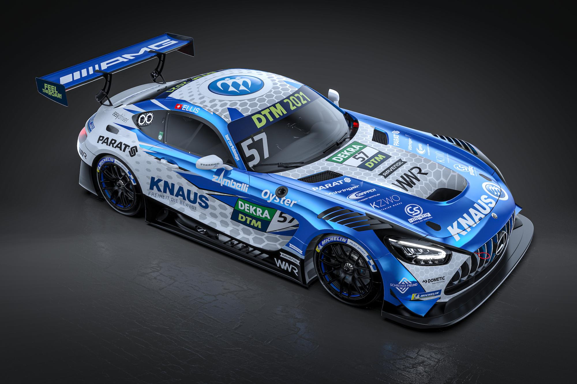 Mercedes-AMG pre-season preparations in full swing for DTM racing