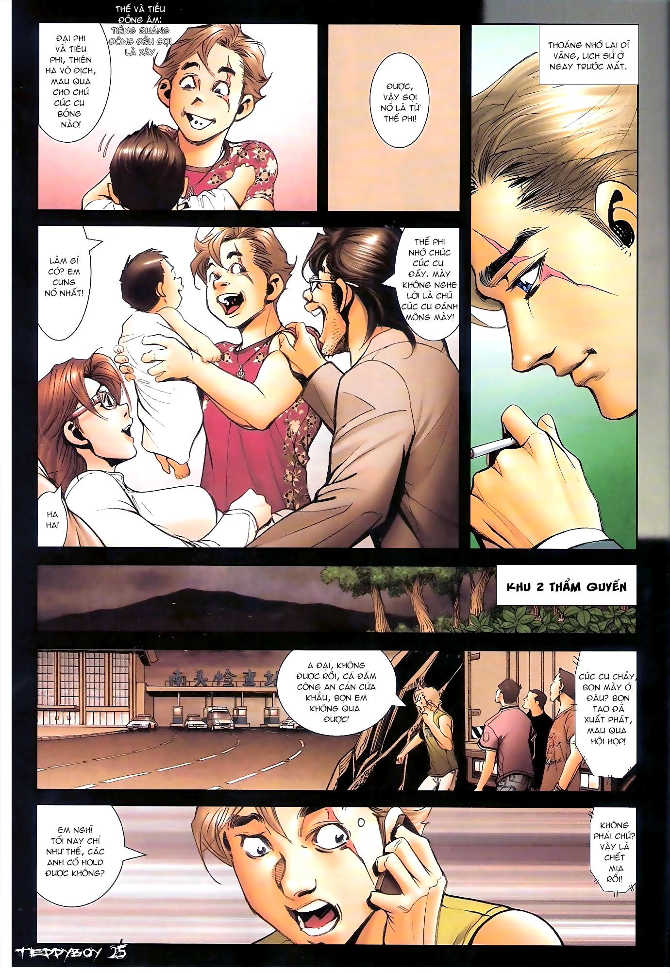 Người Trong Giang Hồ - Chapter 1301: Họ gì tên gì 2 - Pic 21