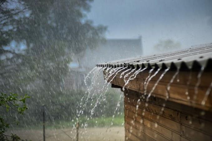 Kesedihan Di Kala Hujan