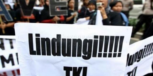 Kisah TKI Asal Bandung, Pulang dengan Tubuh Penuh Luka