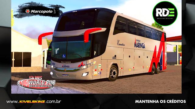 PARADISO G7 1600 LD - VIAÇÃO EXPRESSO MARINGÁ
