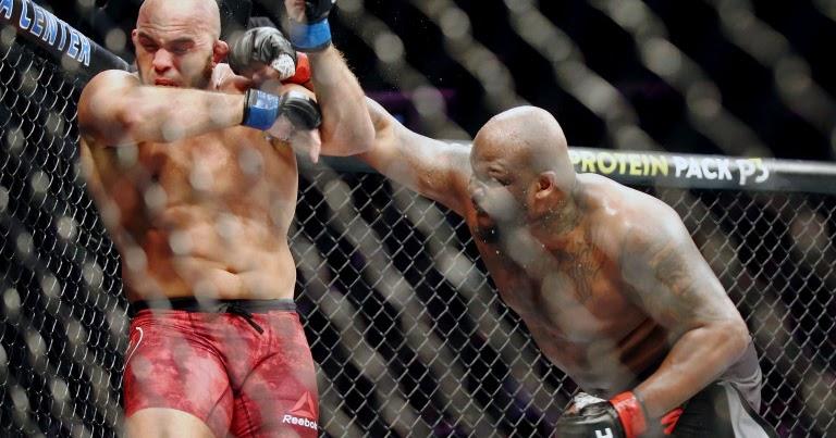 UFC 247 Results - Derrick Lewis Defeats Ilir Latifi Via Unanimous Decision