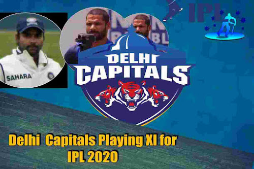 IPL 2020 Predicted Playing 11 for Delhi Capitals