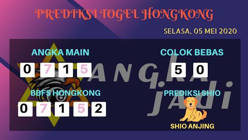 Prediksi HK Malam Ini 05 Mei 2020 - Prediksi Angka Hongkong
