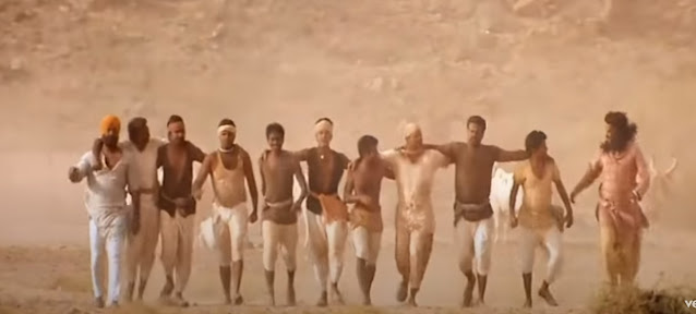Lagaan Best Bollywood Sports Movies