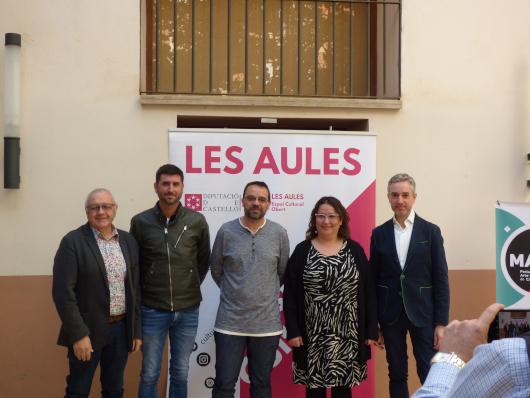 Castelló celebra la VI edición de Marte, su feria de arte contemporáneo, con el apoyo del Consorci de Museus