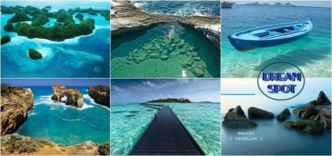 sea surface photos