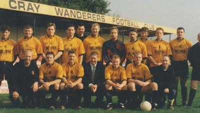 Cray Wanderers (1860) Klub Tertua di Dunia