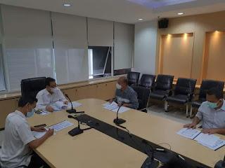 Bupati Nikson Nababan Usul Pembangunan SPAM ke Kementerian PUPR dan IPA senilai 56 M