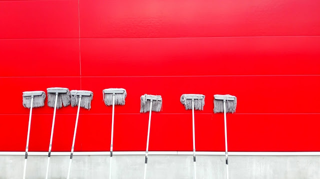 44 Good Cleaning Blog Names