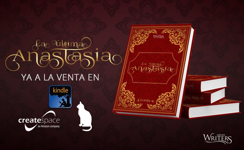 Novela La última Anastasia, de LB Silva - Cine de Escritor