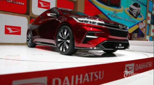 Toyota serta Daihatsu Akan Buat Sedan Murah