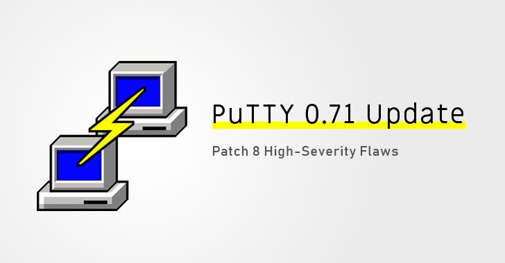 putty software update