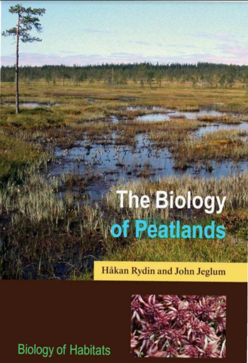 The Biology of Peatlands Hâkan Rydin, John Jeglum in pdf