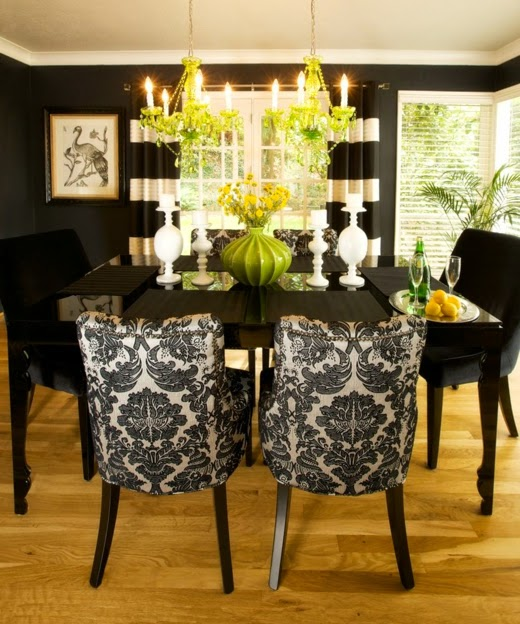 Dining rooms suitable for small spaces 3