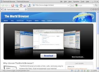 تنزيل, اسرع, واخف, برنامج, تصفح, TheWorld ,Browser, اخر, اصدار