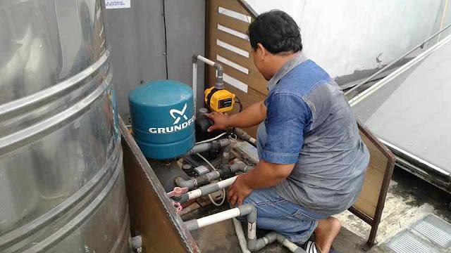 Tarif Jasa Pasang & Service Pompa Air Manado, Sulawesi Utara Terbaik