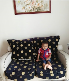 Sofa di Arion Swiss Belhotel
