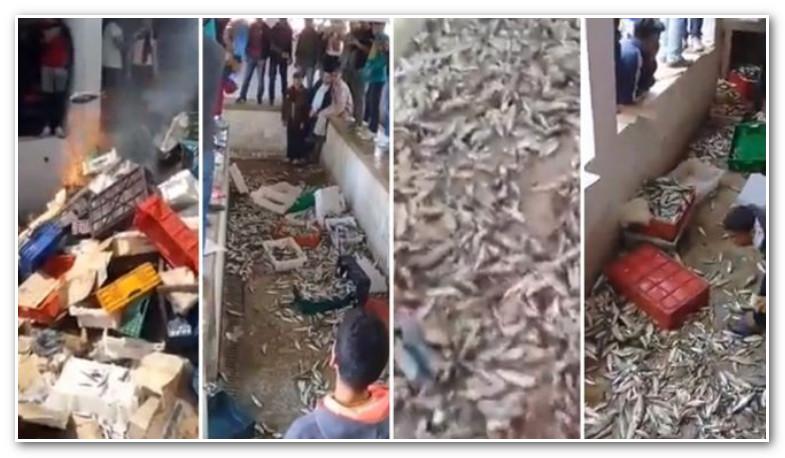 حملة المقاطعة..هذا ما قضت به المحكمة في ملف متورطين في تخريب سوق للسمك