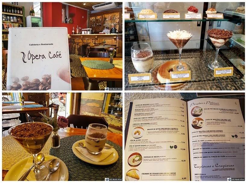 Ópera Café - Onde comer em Ouro Preto, Minas Gerais: cafés e restaurantes em Ouro Preto