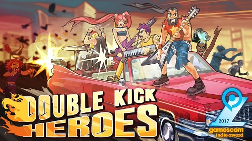 Double Kick Heroes Review, Gameplay & Story