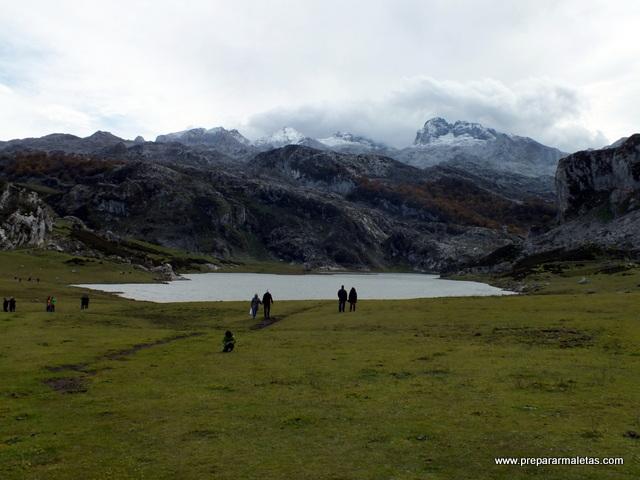 qué ver en los lagos de Covadonga