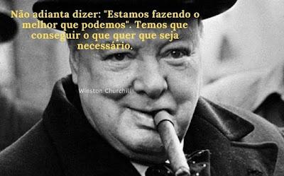 Winston Churchill, como vencer a guerra mais sangrenta da historia