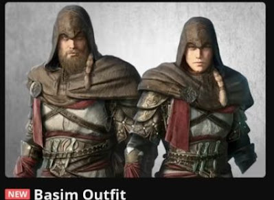 How to Unlock, AC Valhalla, Basim Outfit