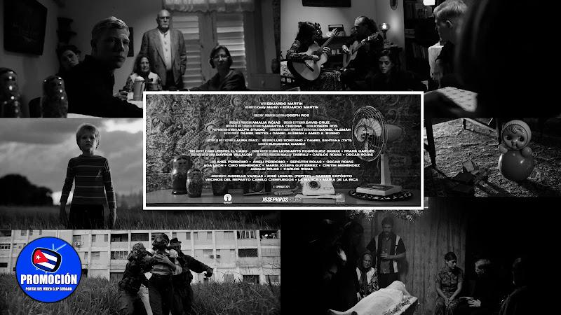 Dúo Martín - ¨Laberinto¨ - Videoclip - Director: Joseph Ros. Portal Del Vídeo Clip Cubano. Música instrumental cubana. Guitarra. CUBA.