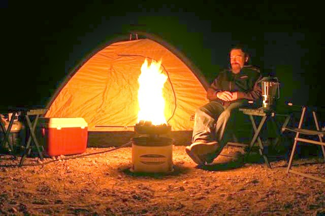 Bigfire Camping Gear Reviews Blog Campfire In A Can