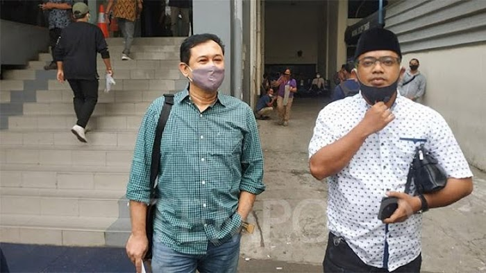 Mempertanyakan Mangkraknya Kasus Pendukung Jokowi Denny Siregar