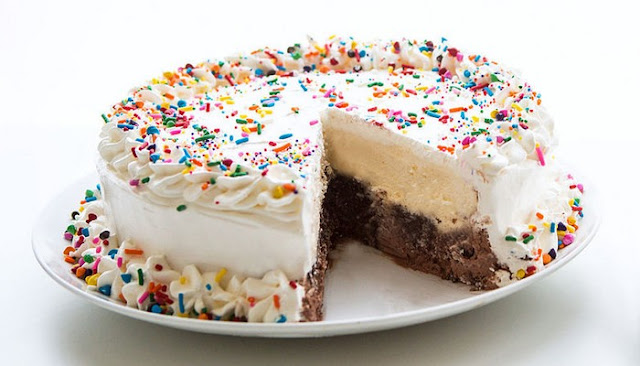 carvel ice cream birthday cake review