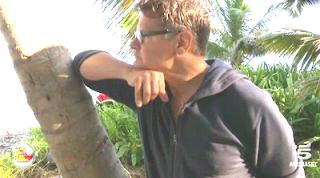 Aristide Malnati Isola dei Famosi 11