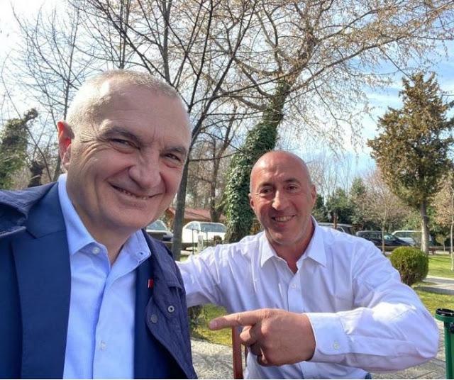 Ο πρόεδρος της Αλβανίας μιλά για την «αλβανική άνοιξη»