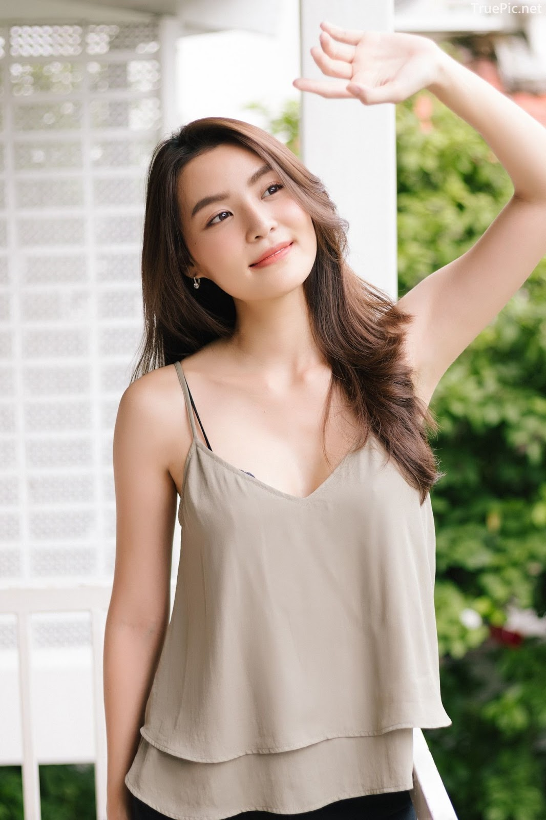 Beauty Thailand Kapook Phatchara so attractive with photo album Bloom with grace - Picture 5