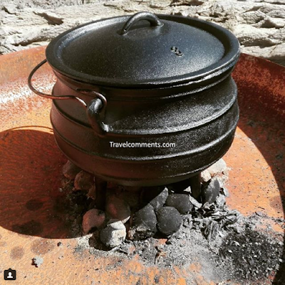 Potjie, Potjiekos, South Africa, outdoor cooking