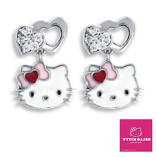 Gambar Anting Hello Kitty Yang Cantik 5