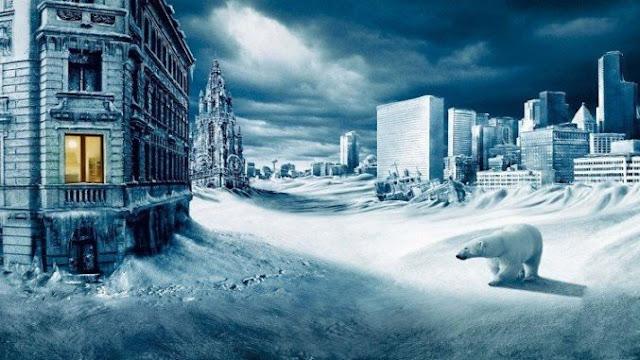 نحن على أعتاب عصر جليدي بحلول عام 2020 الشتاء قادم